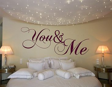 Produktfoto Wall Decal no.1420 You and Me