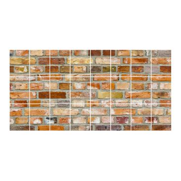 Product picture Tile Mural Colours of the Wall