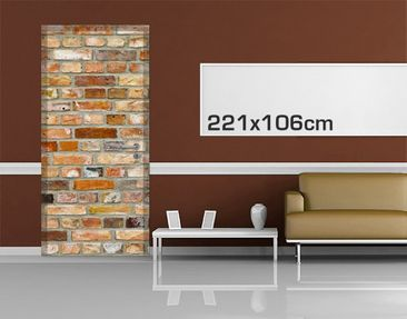 Product picture Door Photo Wall Mural Colours Of The...