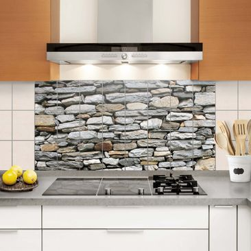 Product picture Tile Mural African Stonewall