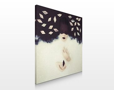 Produktfoto Leinwandbild No.158 Kontrast 70x70cm
