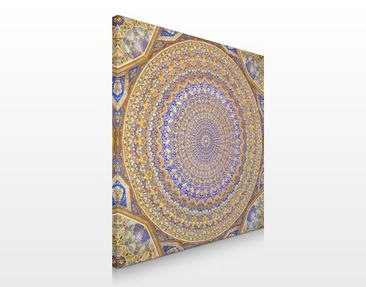 Immagine del prodotto Stampa su tela no.357 Dome Of The Mosque 70x70cm