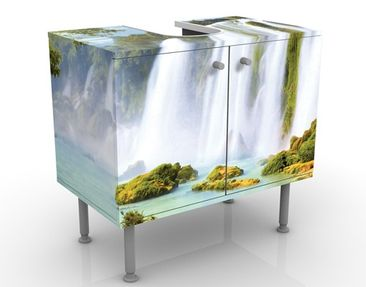 Immagine del prodotto Mobile per lavabo design Amazon Waters 60x55x35cm