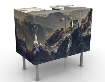 Immagine del prodotto Mobile per lavabo design The Great Chinese Wall 60x55x35cm