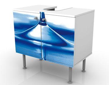 Product picture Design Vanity Blue Drop 60x55x35cm