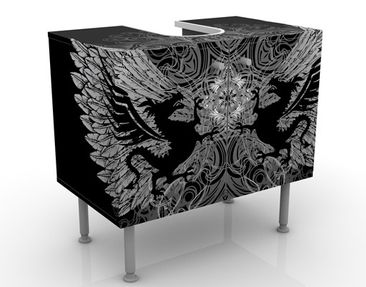 Immagine del prodotto Mobile per lavabo design Wings Of Dragons 60x55x35cm