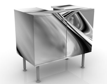 Produktfoto Waschbeckenunterschrank - Drifting II - Badschrank