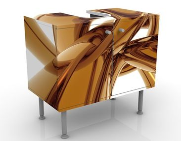 Immagine del prodotto Mobile per lavabo design Golden Brilliance 60x55x35cm