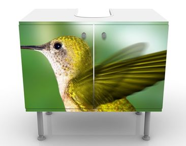 Product picture Design Vanity Hummingbird And Blossom...