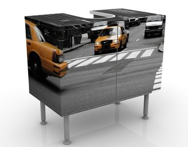 Immagine del prodotto Mobile per lavabo design Empire State Building 60x55x35cm