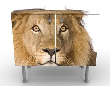 Product picture Design Vanity Lion King II 60x55x35cm