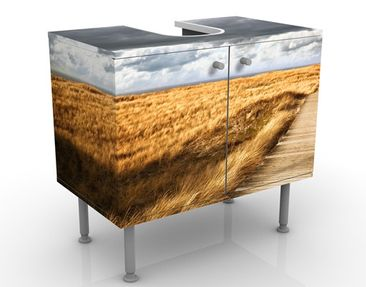 Immagine del prodotto Mobile per lavabo design Pathway Through The Dunes 60x55x35cm