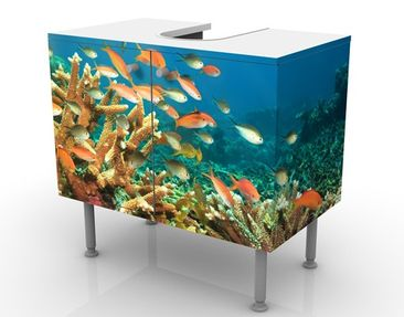 Product picture Design Vanity Coral Reef 60x55x35cm