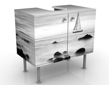 Immagine del prodotto Mobile per lavabo design Sailors At The Ocean II 60x55x35cm