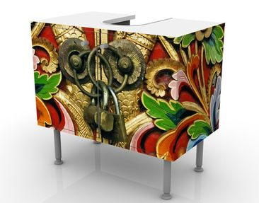 Product picture Design Vanity Golden Gate 60x55x35cm