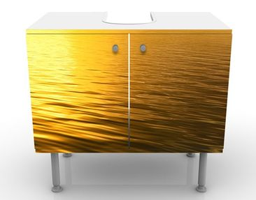 Product picture Design Vanity Golden Sunrise 60x55x35cm