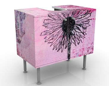 Immagine del prodotto Mobile per lavabo design Writing You 60x55x35cm