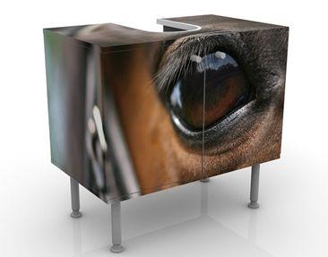 Immagine del prodotto Mobile per lavabo design Horse Eye 60x55x35cm