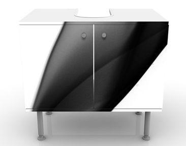 Product picture Design Vanity Grey Nebula 60x55x35cm