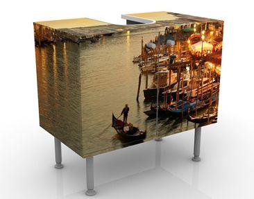 Immagine del prodotto Mobile per lavabo design Large Canal Of Venice 60x55x35cm