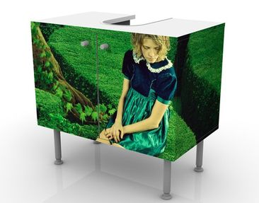 Product picture Design Vanity Woman In The Labyrinth...
