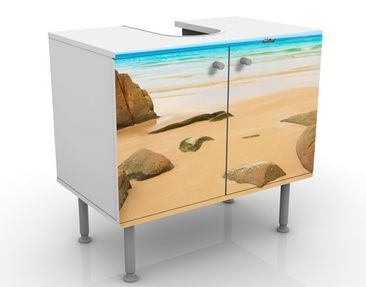 Product picture Design Vanity The Beach 60x55x35cm