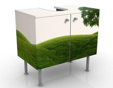 Produktfoto Design Vanity Green Ease 60x55x35cm