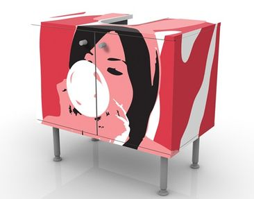 Product picture Design Vanity no.TA39 Bubblegum Playgirl...
