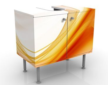 Immagine del prodotto Mobile per lavabo design Orange Dust 60x55x35cm