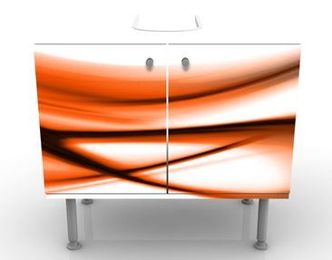 Product picture Design Vanity Orange Touch 60x55x35cm