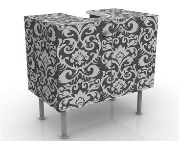 Immagine del prodotto Mobile sottolavabo - Le 7 virtù - Temperanza - Mobile bagno vintage grigio