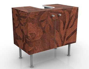 Immagine del prodotto Mobile per lavabo design Leather Structure 60x55x35cm