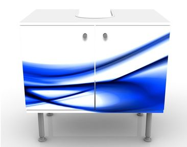 Product picture Design Vanity Blue Touch No.2 60x55x35cm