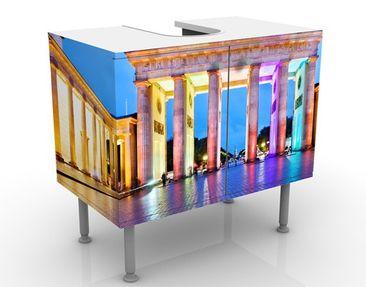 Product picture Design Vanity Illuminated Brandenburg...