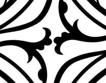Product picture Design Letter Box Ornamental Circles...