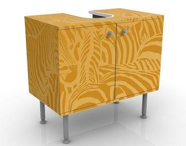Immagine del prodotto Mobile per lavabo design no.DS5 Zebras Beige 60x55x35cm