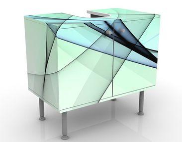 Immagine del prodotto Mobile per lavabo design Evolution 60x55x35cm