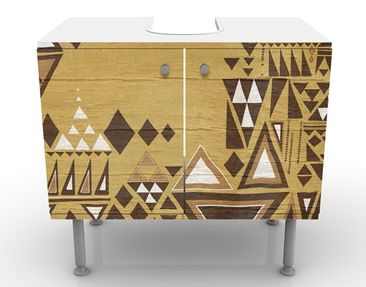 Product picture Design Vanity no.MW17 Amerindian Owl...