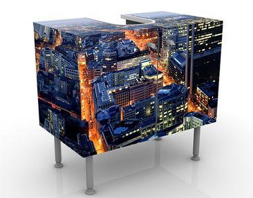 Immagine del prodotto Mobile per lavabo design Frankfurt 60x55x35cm