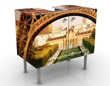 Product picture Design Vanity French View 60x55x35cm