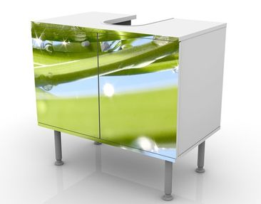 Product picture Design Vanity Fresh Green 60x55x35cm