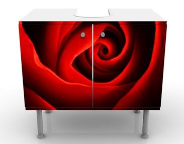 Product picture Design Vanity Lovely Rose 60x55x35cm