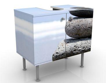 Immagine del prodotto Mobile per lavabo design Sand Stones 60x55x35cm