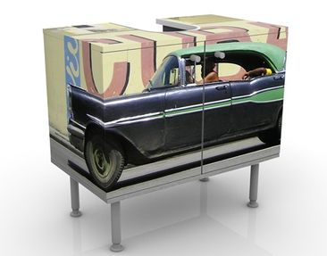 Immagine del prodotto Mobile per lavabo design Show Me Cuba 60x55x35cm