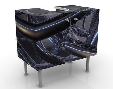 Immagine del prodotto Mobile per lavabo design Space Stitch 60x55x35cm