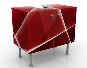 Immagine del prodotto Mobile per lavabo design Red Reflection 60x55x35cm