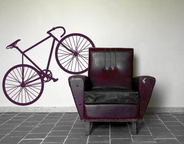 Produktfoto Wall Decal no.UL1039 Racing Bicycle