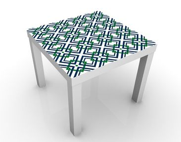 Product picture Design Table Checked Pattern Design...