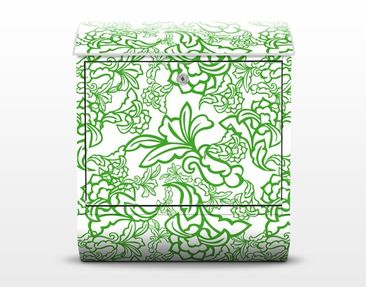 Product picture Design Letter Box Pattern With Oriental...