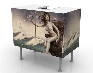 Product picture Design Vanity Into The Surge 60x55x35cm